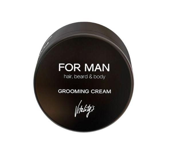 Для мужчин Крем для волос увлажняющий