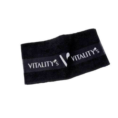 полотенце Виталитис черное