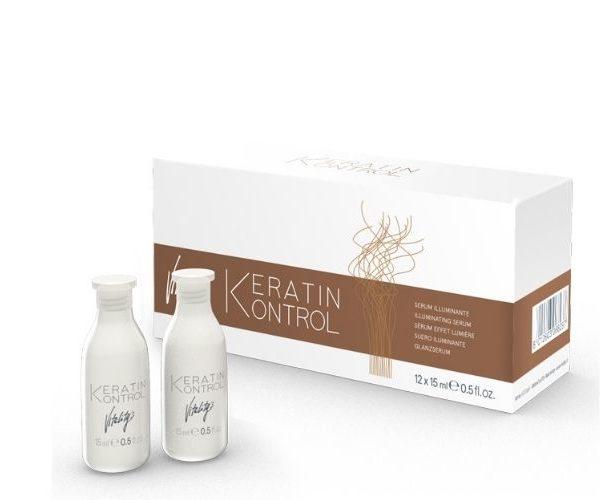 кератиновая сыворотка для блеска волос
